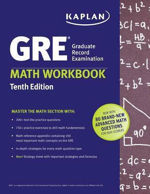 GRE Math Workbook - Kaplan