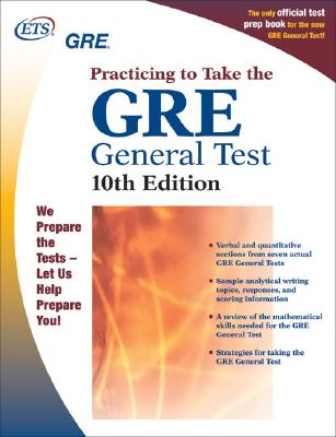 GRE: Practicing to Take the General Test - Educational Testing Service