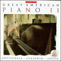 Great American Piano II, Vol. 8 - Joshua Rifkin (piano); Leonard Pennario (piano)