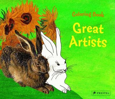 Great Artists: Colouring Book - Roeder, Annette
