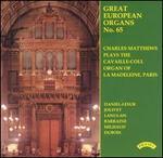 Great European Organs No. 65