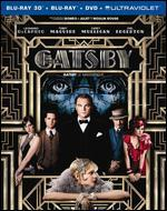 Great Gatsby [Bilingual] [Includes Digital Copy] [UltraViolet] [3D] [Blu-ray/DVD]