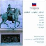 Great Handel Arias [Australia] - Bernadette Greevy (contralto); Forbes Robinson (bass); Philip Ledger (harpsichord); Raymond Leppard (harpsichord); Academy of St. Martin-in-the-Fields