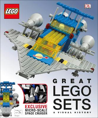 Great LEGO Sets A Visual History - DK, and Lipkowitz, Daniel, and Murray, Helen