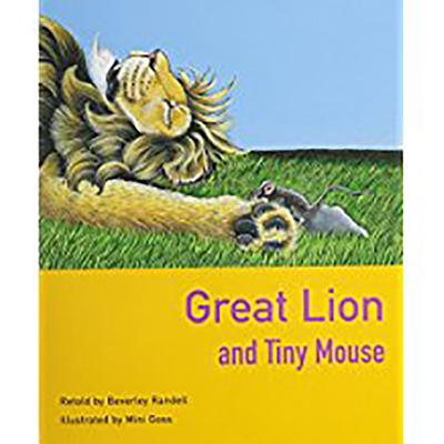 Great Lion & Tiny Mouse: Leveled Reader - Various