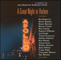 Great Night in Harlem [2002] - Various Artists