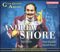 Great Operatic Arias - Andrew Shore (baritone); Ashley Holland (vocals); Barry Banks (vocals); Charles Kilpatrick (tenor tuba);...
