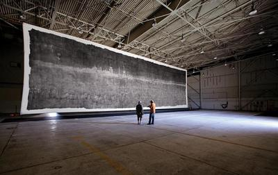 Great Picture: Making the World's Largest Photograph - Lippard, Lucy R., and Stallings, Tyler, and Hassett, Dawn