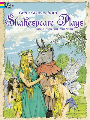 Great Scenes from Shakespeare's Plays - Green, John, and Negri, Paul