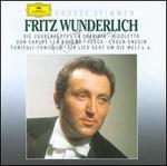 Great Voices: Fritz Wunderlich