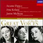Great Voices of the 50's, Vol. II