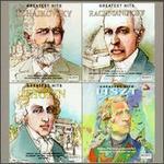 Greatest Hits: Tchaikovsky, Rachmaninoff, Chopin, Liszt