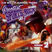Greatest Sports Rock and Jams, Vol. 2 - Various Artists
