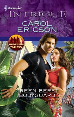 Green Beret Bodyguard - Ericson, Carol