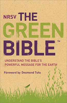 Green Bible-NRSV - Harper Bibles (Creator)