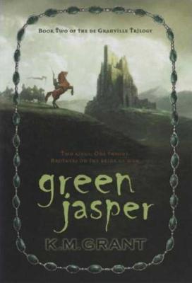 Green Jasper - Grant, K M