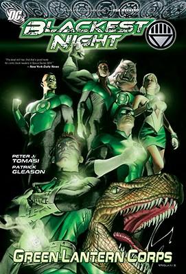 Green Lantern Corps - Tomasi, Peter J
