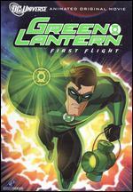 Green Lantern: First Flight - Lauren Montgomery