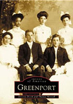 Greenport, NY - Booth, Antonia, and Monsell, Thomas