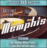Greetings from Memphis - Various Artists