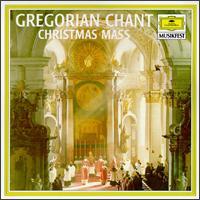 Gregorian Christmas Chants.028942701427 Gregorian Chant Christmas Mass Monks Of