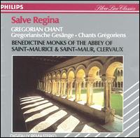 Gregorian Chant - Benedictine Monks of the Abbey of St. Maurice & St. Maur, Clervaux