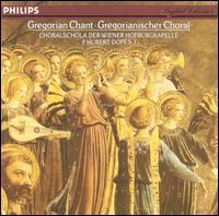 Gregorian Chant - Wiener Hofburgkapelle Choralschola (choir, chorus)