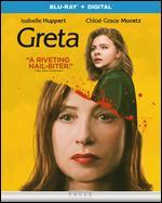 Greta [Includes Digital Copy] [Blu-ray]