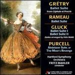 Gretry, Rameau, Gluck, Purcell: Ballet Suites