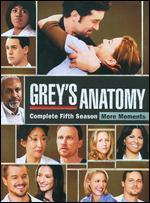 Grey's Anatomy: Complete Fifth Season [7 Discs]