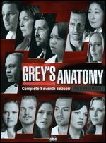 Grey's Anatomy: Complete Seventh Season [6 Discs]