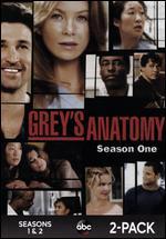 Grey's Anatomy: Seasons 1 and 2 [8 Discs] - Peter Horton