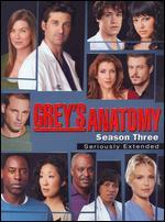 Grey's Anatomy: The Complete Third Season [Seriously Extended] [7 Discs]