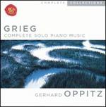 Grieg: Complete Solo Piano Music