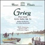 Grieg: Peer Gynt Suite; Lyric Suite