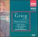 Grieg: Piano Concerto; Schumann: Piano Concerto