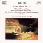 Grieg: Piano Music, Vol. 14
