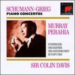 Grieg, Schumann: Piano Concertos