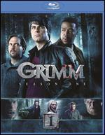 Grimm: Season One [Blu-ray] [5 Discs]