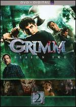 Grimm: Season Two [5 Discs] [Includes Digital Copy] [UltraViolet]