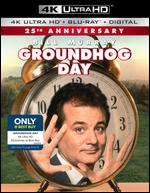 Groundhog Day [Includes Digital Copy] [4K Ultra HD Blu-ray/Blu-ray] [Only @ Best Buy] - Harold Ramis