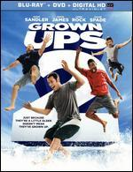 Grown Ups 2 [2 Discs] [Includes Digital Copy] [UltraViolet] [Blu-ray/DVD]