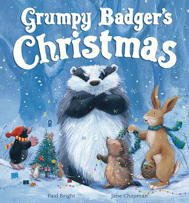 Grumpy Badgers Christmas - Bright, Paul