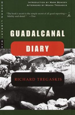 Guadalcanal Diary - Tregaskis, Richard