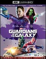 Guardians of the Galaxy [Includes Digital Copy] [4K Ultra HD Blu-ray/Blu-ray]