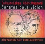 Guillaume Lekeu, Albéric Magnard: Sonates pour violon