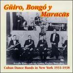 Guiro, Bongo & Maraccas