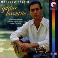 Guitar Favourites - Marcelo Kayath (guitar)