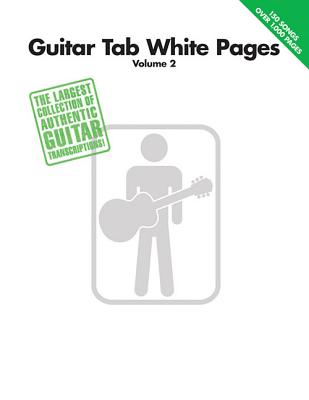 Guitar Tab White Pages, Volume 2 - Hal Leonard Corp
