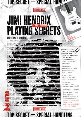 Guitar World -- Jimi Hendrix Playing Secrets: The Ultimate DVD Guide!, DVD - Hendrix, Jimi, and Aledort, Andy
